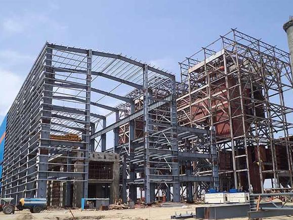高层钢结构建筑承包