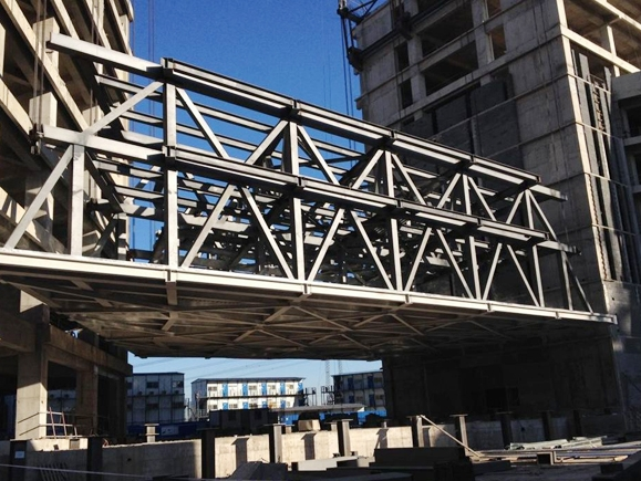 连廊钢结构承包