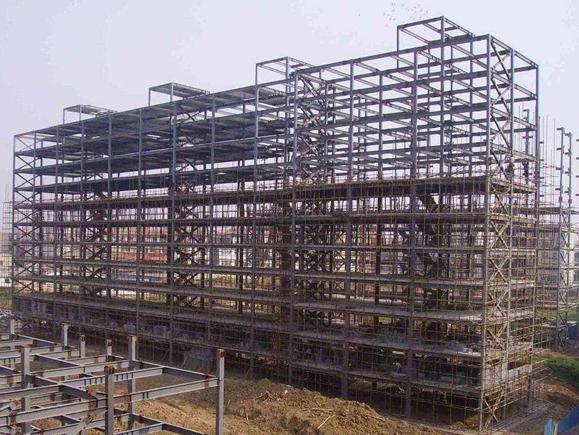 重庆高层钢结构建筑