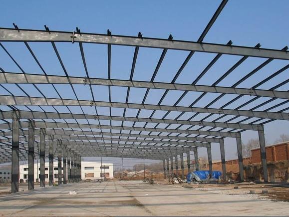 贵州钢结构厂房承包